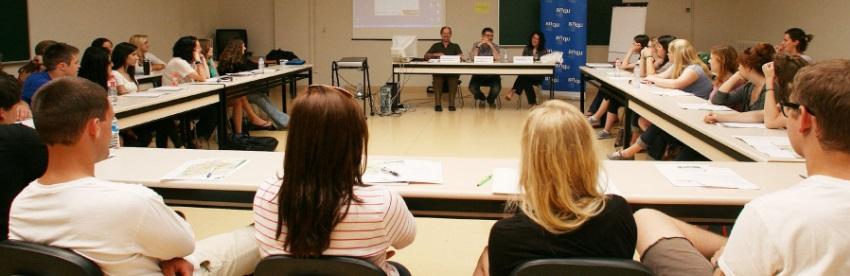 ¿Cuáles son los mejores cursos y seminarios de medio ambiente?